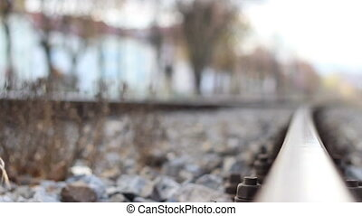 Focus Along Rails - Short depth of field focus racking,...