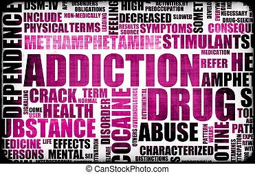 Drug Addiction Dangers Grunge As a Concept