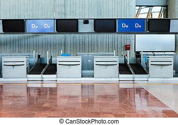 Interior Cote dAzur Airport