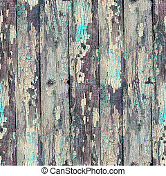 seamless blue texture old wood with cracks - seamless blue...