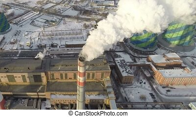 Carbon Dioxide Causing Global Warmi - %u0421himneys...