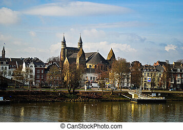 Maastricht. Basilica of Saint Servatius - Photo of Basilica...
