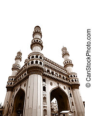 Charminar Monument - 400 year old historic charminar...