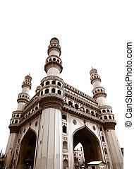 Charminar Monument - 400 year old historic charminar...