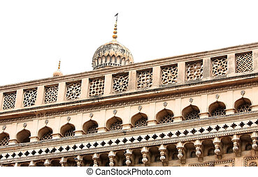 Historic Architecture - 400 year old historic charminar...