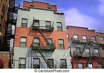 Historic Buildings - Historic condominium buildings in New...