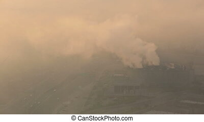 air pollution at Dubai