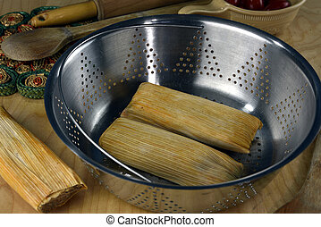Tamales,