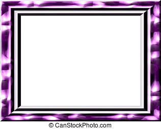 Frame - Nice horizontal frame with place for your picture