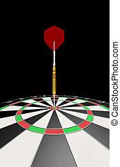 Dart Board - Bullseye