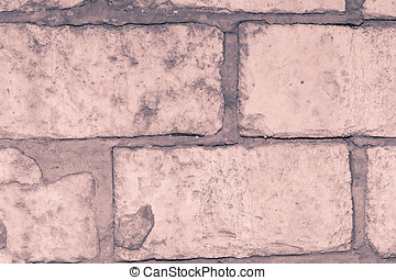Grungy brickwork