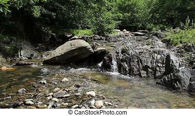 Stony Mountain Stream