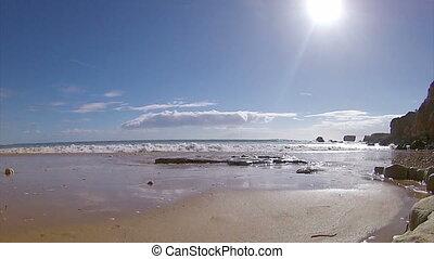 Algarve - St Eulalia Beach Pan Time