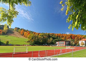 Stadion - Football stadium