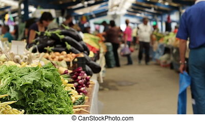 Vegetables for Sale