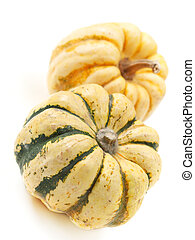 Gourds, close up