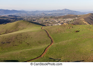 California Suburban Trails - Suburban hiking trails near Los...