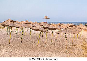 Sea sun umbrella