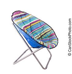 lounger Isolated on white background