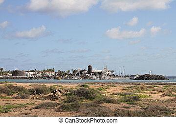 Fuerteventura Canary Islands Spain Vacation travel resort