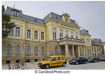Regional Historical Museum in Ruse - Renovated Regional...