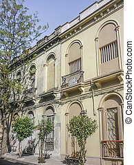 Historic Residential Buildings of Montevideo