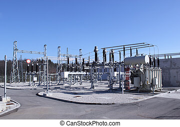 High voltage electrical equipment - Electrical power...