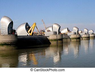 Thames Barrier 9