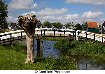 Bridge in Netherland - Netherlands - country of beautiful...