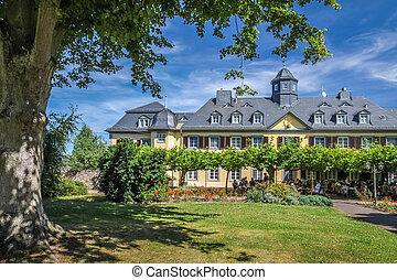 Niederwald hunting lodge