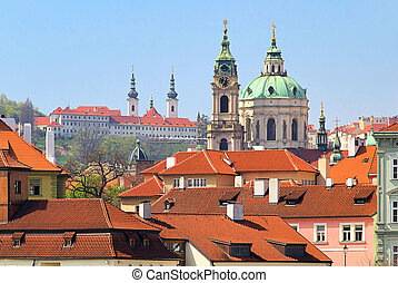 Prague St. Nicholas Cathedral