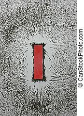 magnetico, campo, modello