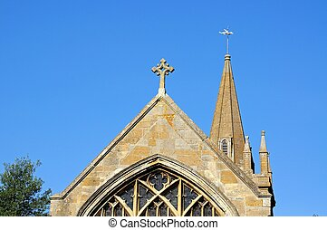 St Lawrence Church, Evesham. - St Lawrence Church, Evesham,...