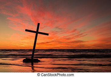 Lean Oever Cross