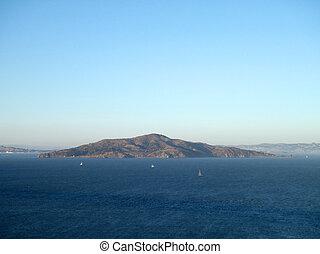 Angel Island in San Francisco Bay