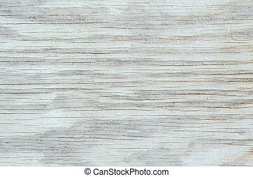 White Weathered Plywood - White weathered plywood with a...