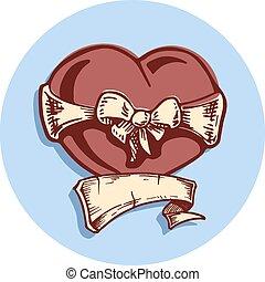Heart tattoo