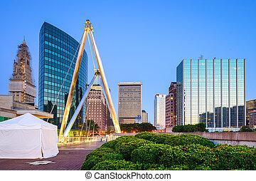 Hartford, CT Cityscape