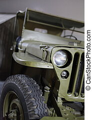military jeep - Old us army jeep