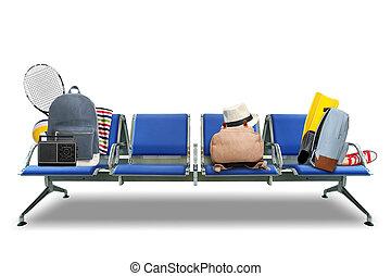 Vacation, seats