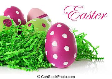 부활절, 달걀,