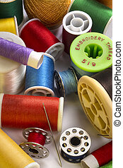 Sewing - Cotton Bobbins