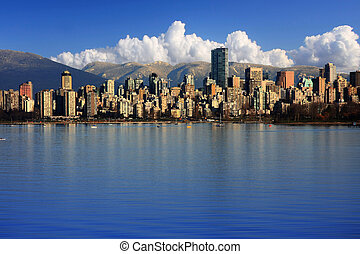 Vancouver - Beautiful city of Vancouver, Canada.