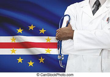conceito, de, nacional, cuidados de saúde, sistema,...