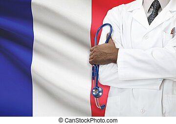 Concept of national healthcare system - France