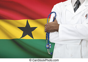 Concept of national healthcare system - Ghana