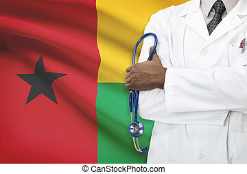 Concept of national healthcare system - Guinea-Bissau