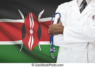 Concept of national healthcare system - Kenya