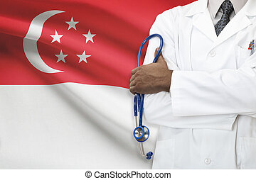Concept of national healthcare system - Singapore