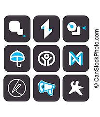 Vector symbols 3